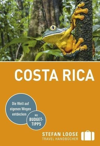 Broschiertes Buch »Stefan Loose Reiseführer Costa Rica«