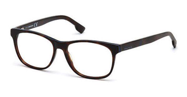 Diesel Brille » DL5208«, braun, 052 - braun