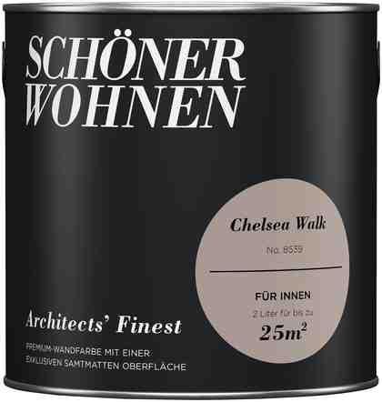 SCHÖNER WOHNEN-FARBE Wand- und Deckenfarbe »Architects' Finest«, Chelsea Walk