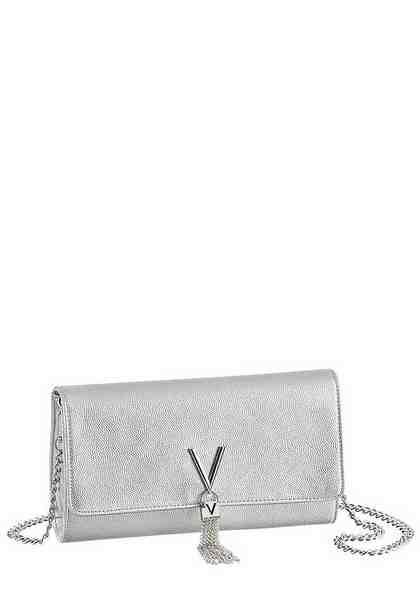 Valentino handbags Clutch, mit modischer Umhängekette zum abnehmen