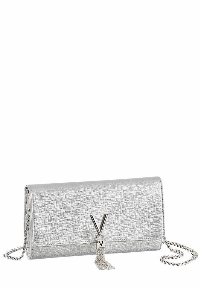 Valentino handbags Clutch »DIVINA SA«, mit modischer Umhängekette zum abnehmen