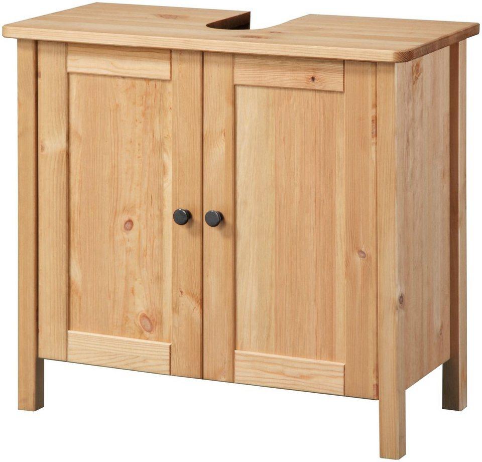 waschbeckenunterschrank sylt landhaus breite 65 cm online kaufen otto. Black Bedroom Furniture Sets. Home Design Ideas