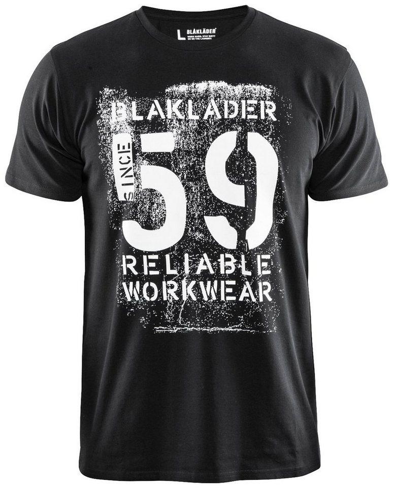 Blaklader T-Shirt »Glaubwürdig«