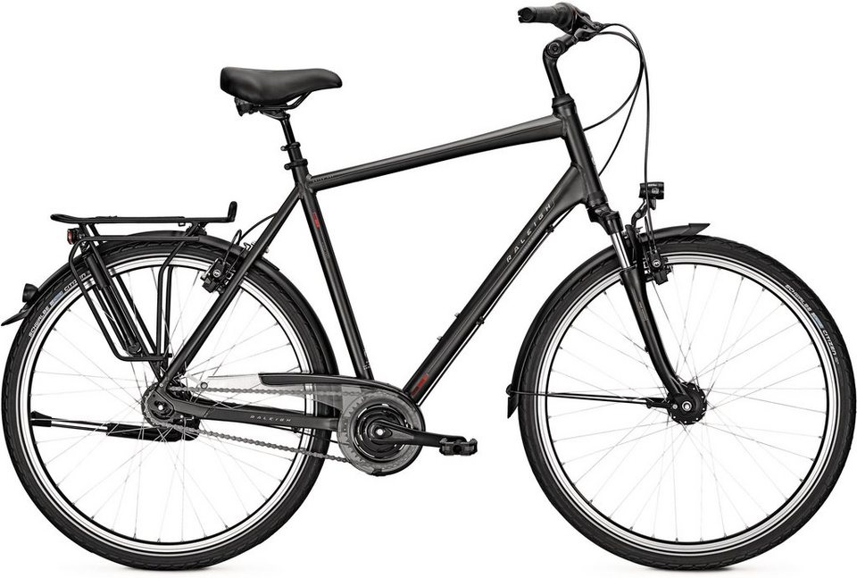 raleigh herren citybike 28 zoll 8 gang shimano nexus. Black Bedroom Furniture Sets. Home Design Ideas