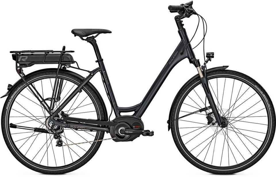 raleigh damen trekking e bike 28 zoll 8 gang shimano alfine stoker b8 pro online kaufen otto. Black Bedroom Furniture Sets. Home Design Ideas
