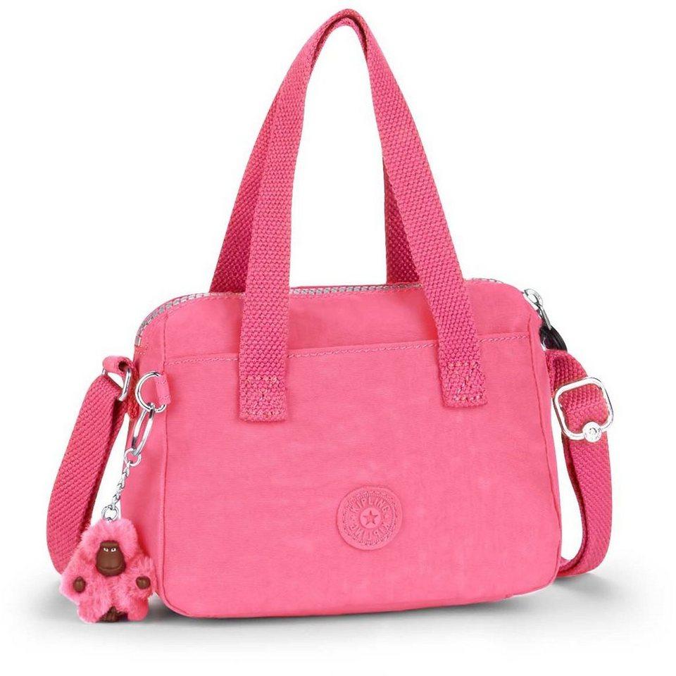 KIPLING Basic Leike Handtasche 20 cm in carmine pink
