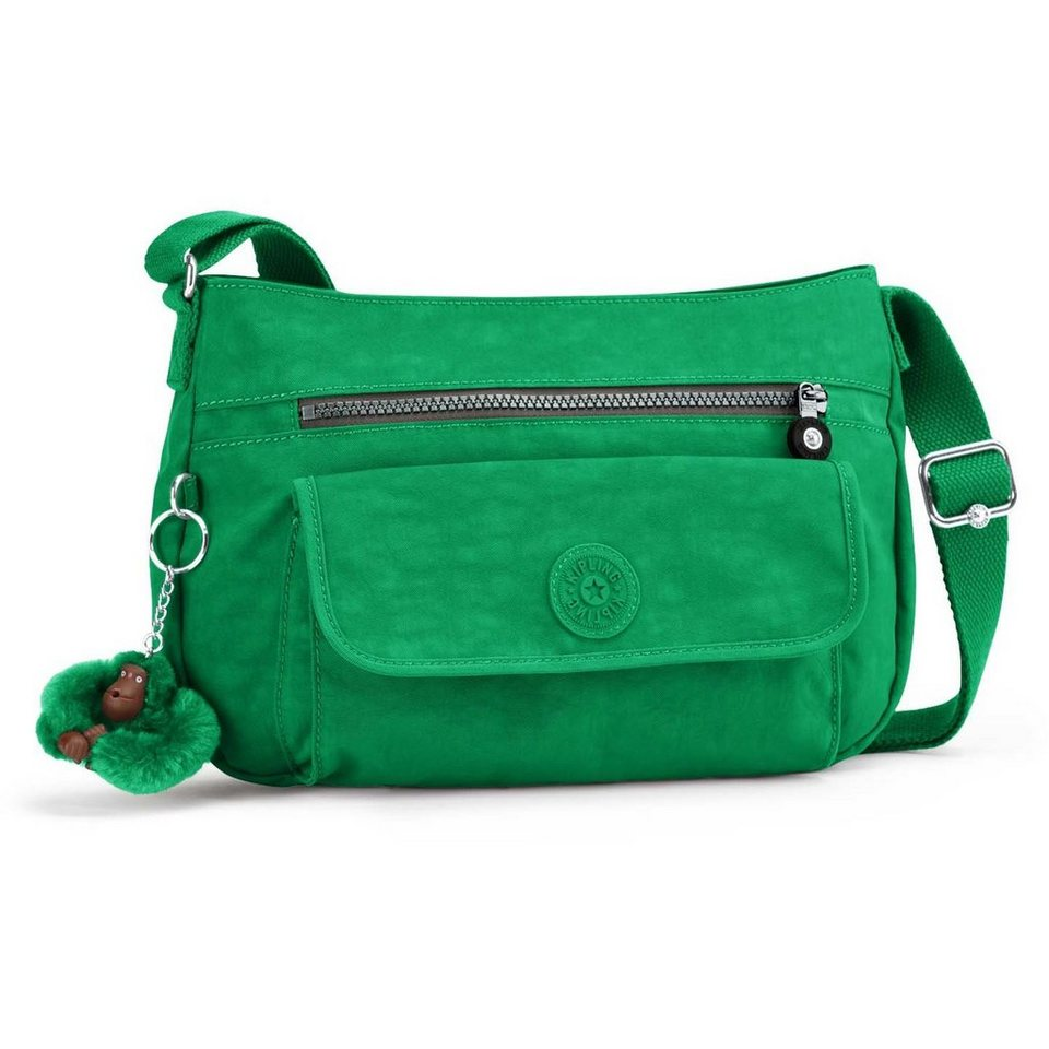KIPLING Basic Syro 15 Umhängetasche 31 cm in mojito green