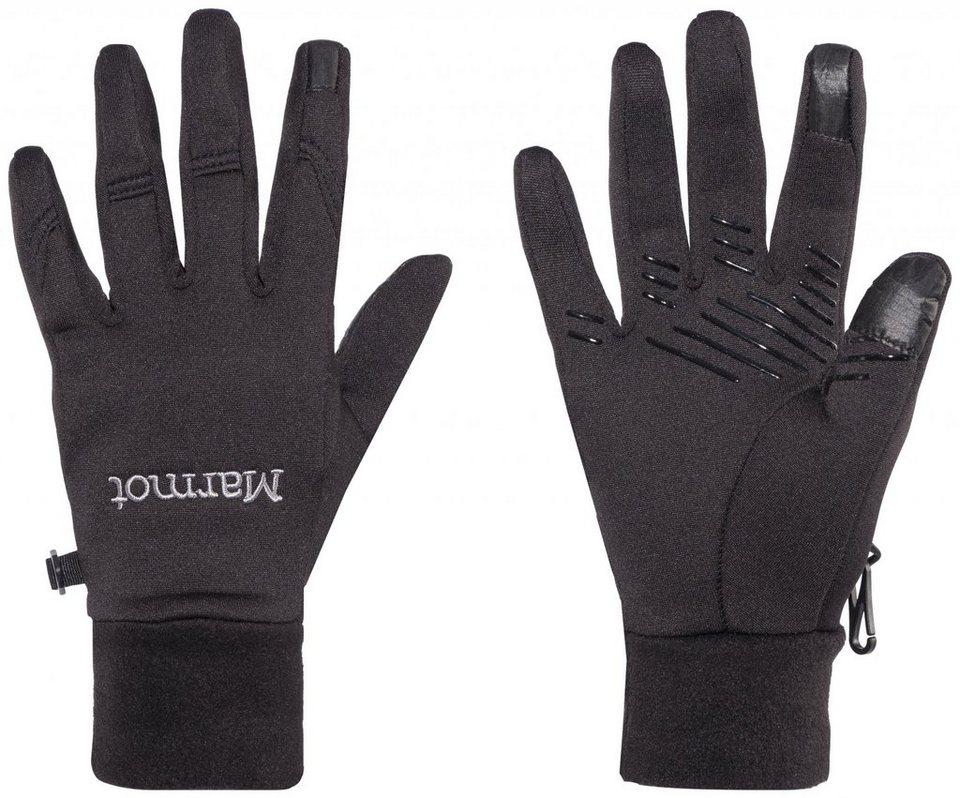 Marmot Handschuhe »Connect Gloves Women« in schwarz