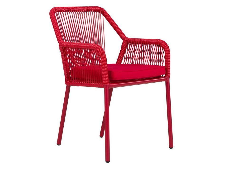 massivum stuhl aus polyrattan malena kaufen otto. Black Bedroom Furniture Sets. Home Design Ideas