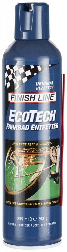 Finish Line Fahrrad Reiniger »EcoTech Entfetter 355 ml«