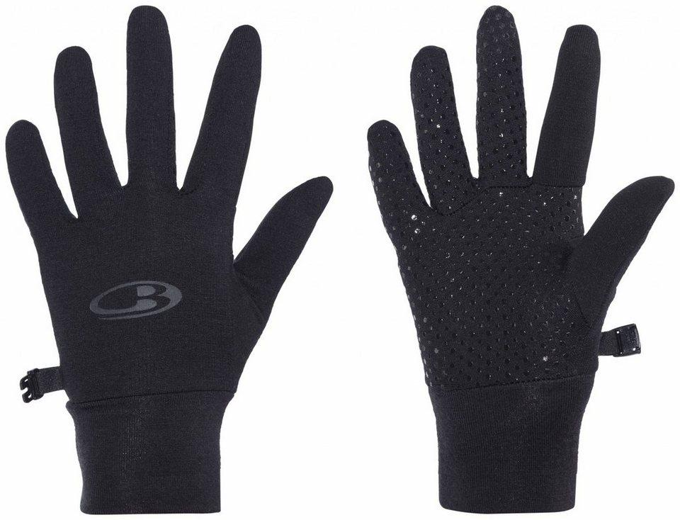 Icebreaker Handschuhe »Sierra Gloves« in schwarz