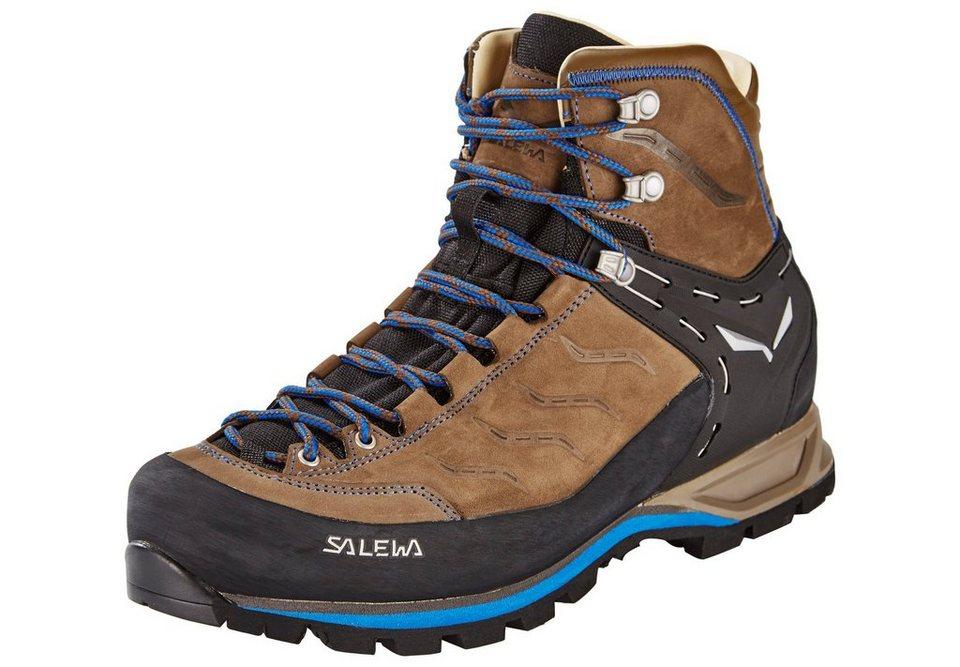 Salewa Kletterschuh »MTN Trainer Mid L Approach Shoe Men« in braun