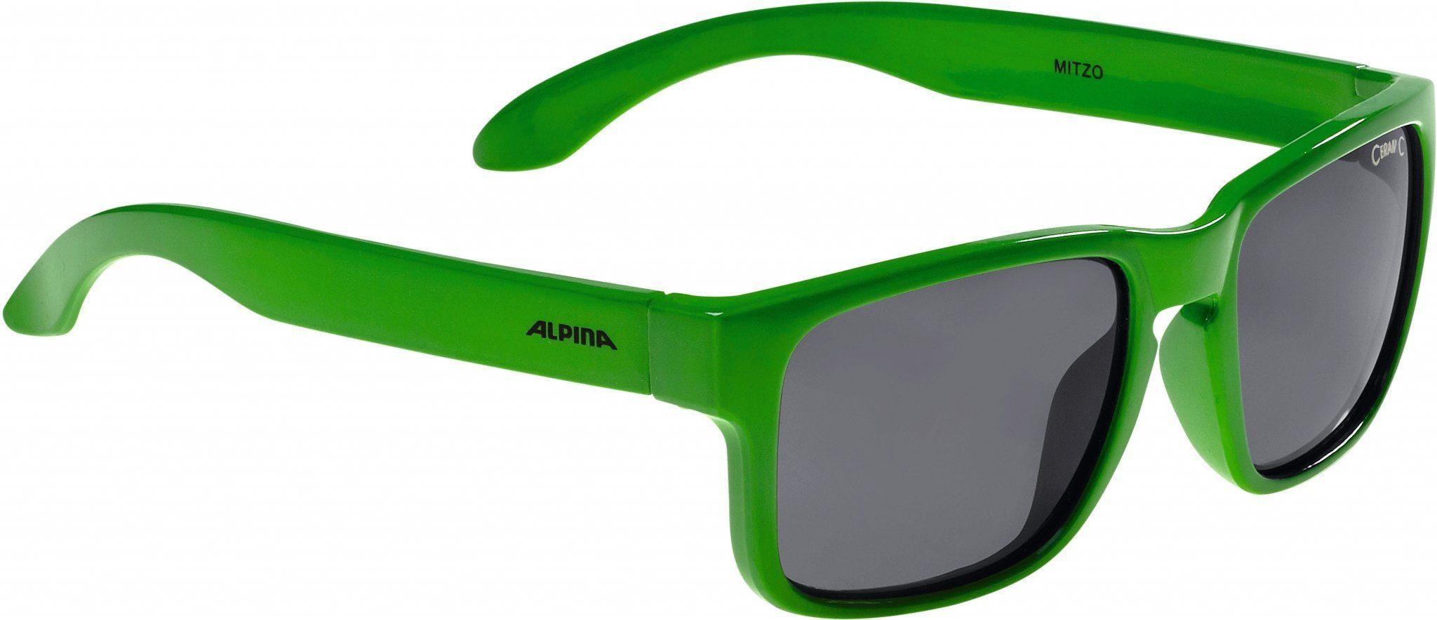 Alpina Radsportbrille »Mitzo Kids«