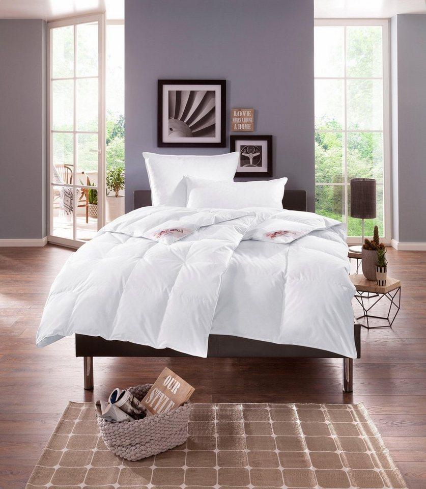 daunenbettdecke salzburg my home normal 60 daunen 40 federn online kaufen otto. Black Bedroom Furniture Sets. Home Design Ideas