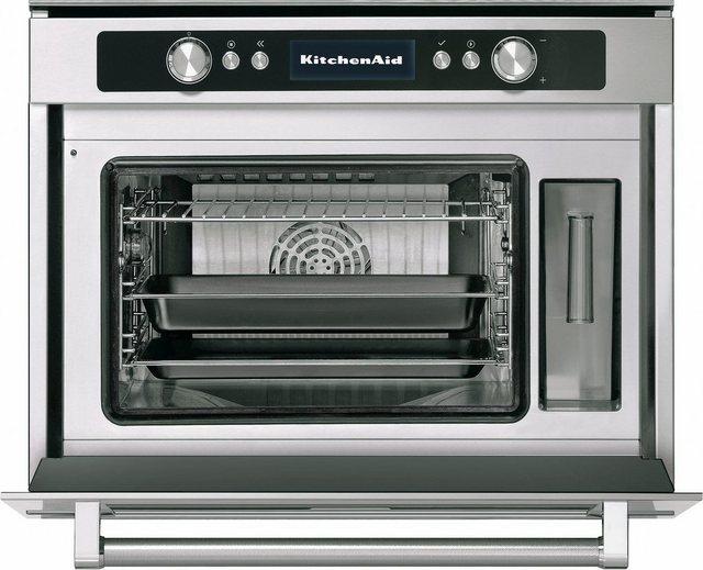 Küchengroßgeräte - KitchenAid Dampfbackofen KOQCX 45600  - Onlineshop OTTO