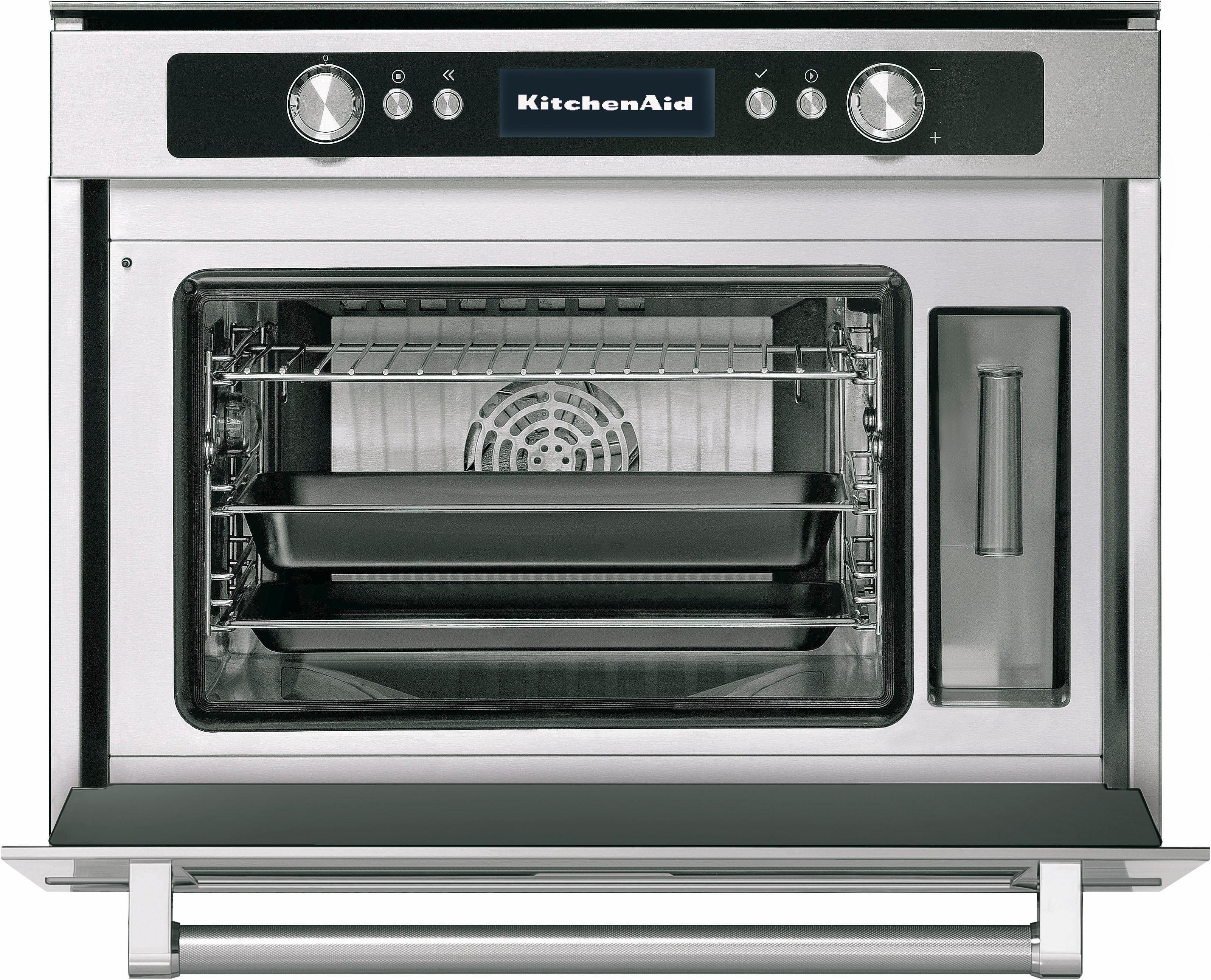 KitchenAid Einbau-Dampfgarer KOQCX 45600