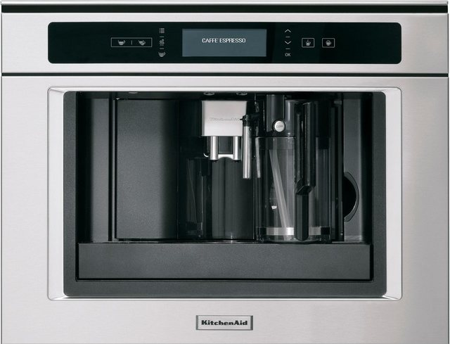 KitchenAid Einbau-Kaffeevollautomat KQXXX 45600 | Küche und Esszimmer > Kaffee und Tee > Kaffeevollautomaten | KitchenAid