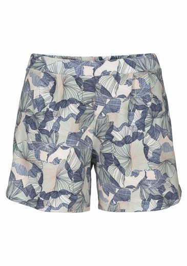 CALIDA Schlafshorts mit Allover-Print