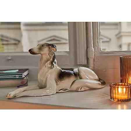 GMK Home & Living »Windhund« aus Porzellan