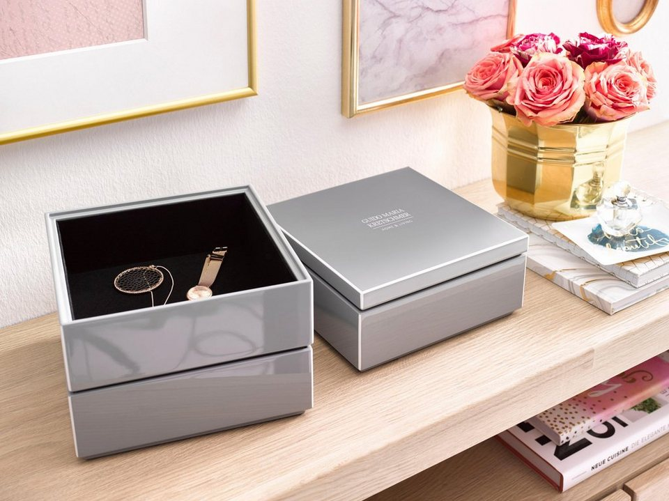 gmk home living aufbewahrungsbox 3 teilig gestapelt online kaufen otto. Black Bedroom Furniture Sets. Home Design Ideas
