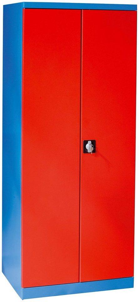 g de schrank werkzeugschrank pro uni b t h ca 38 58 192 cm online kaufen otto. Black Bedroom Furniture Sets. Home Design Ideas