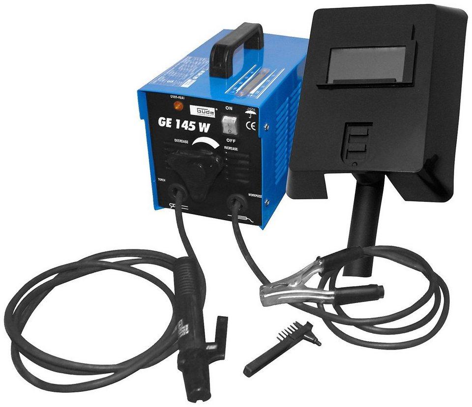 gÜde elektroschweißgerät »ge 145 w« online kaufen | otto