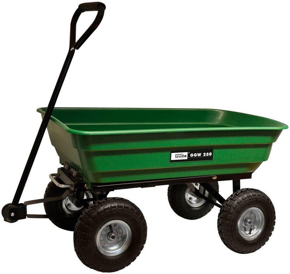 g de bollerwagen gartenwagen ggw 250 l b h ca 110 50 5 94 cm online kaufen otto. Black Bedroom Furniture Sets. Home Design Ideas