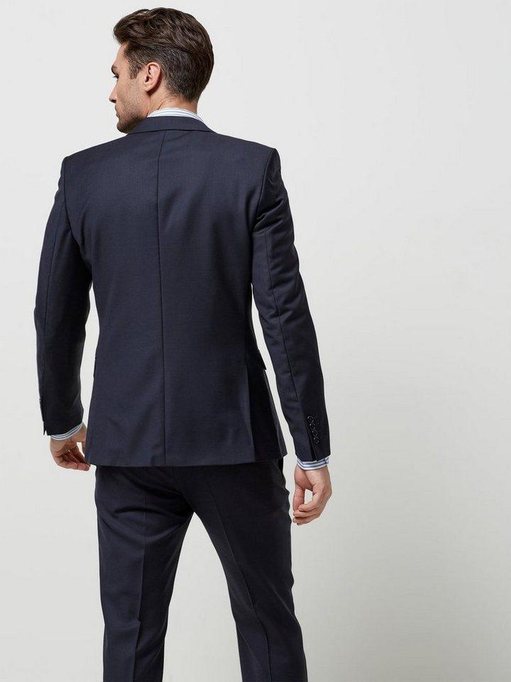 selected slim fit blazer aus wolle online kaufen otto. Black Bedroom Furniture Sets. Home Design Ideas
