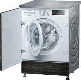 Вградена перална машина SIEMENS iQ700 WI14W442, 8 кг, 1400 об / мин
