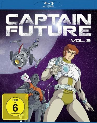 Blu-ray »Captain Future - Vol. 2«