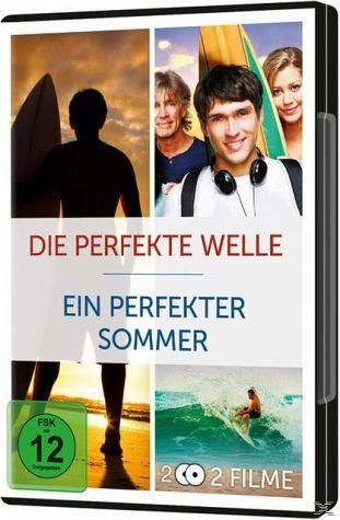 DVD »Die Perfekte Welle/Ein Perfekter Sommer«