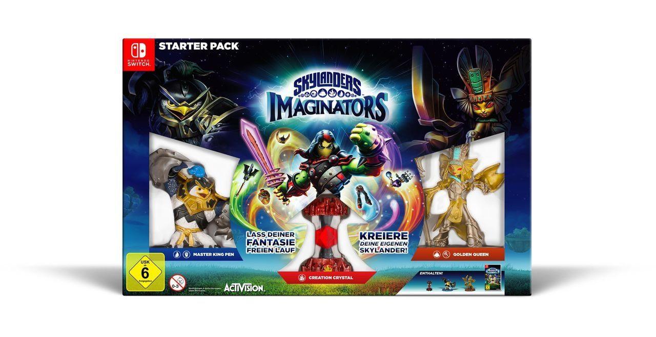 Activision Nintendo Switch - Spiel »Skylanders Imaginators Starter Pack«