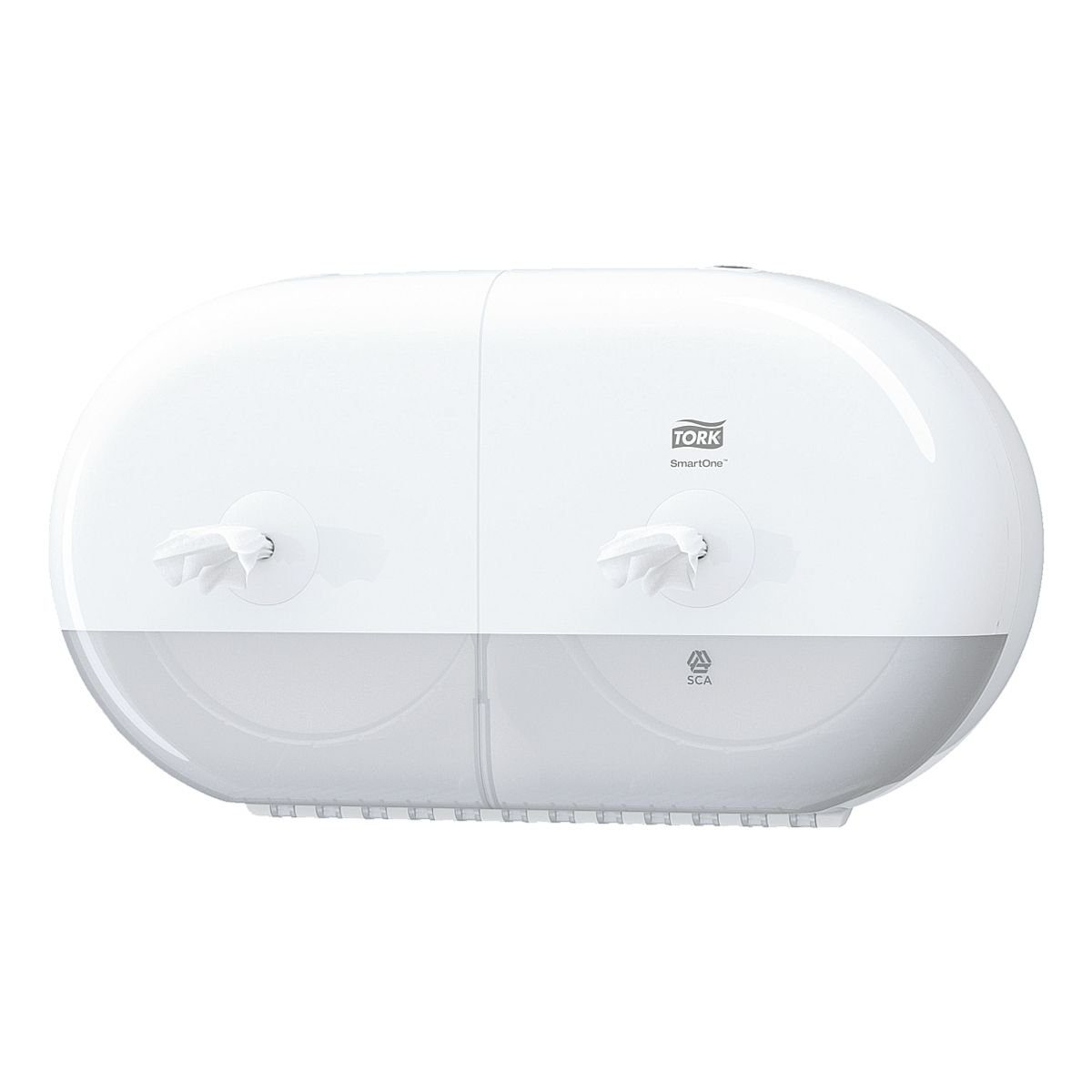 TORK Toilettenpapier-Doppelrollenspender »SmartOne® mini«