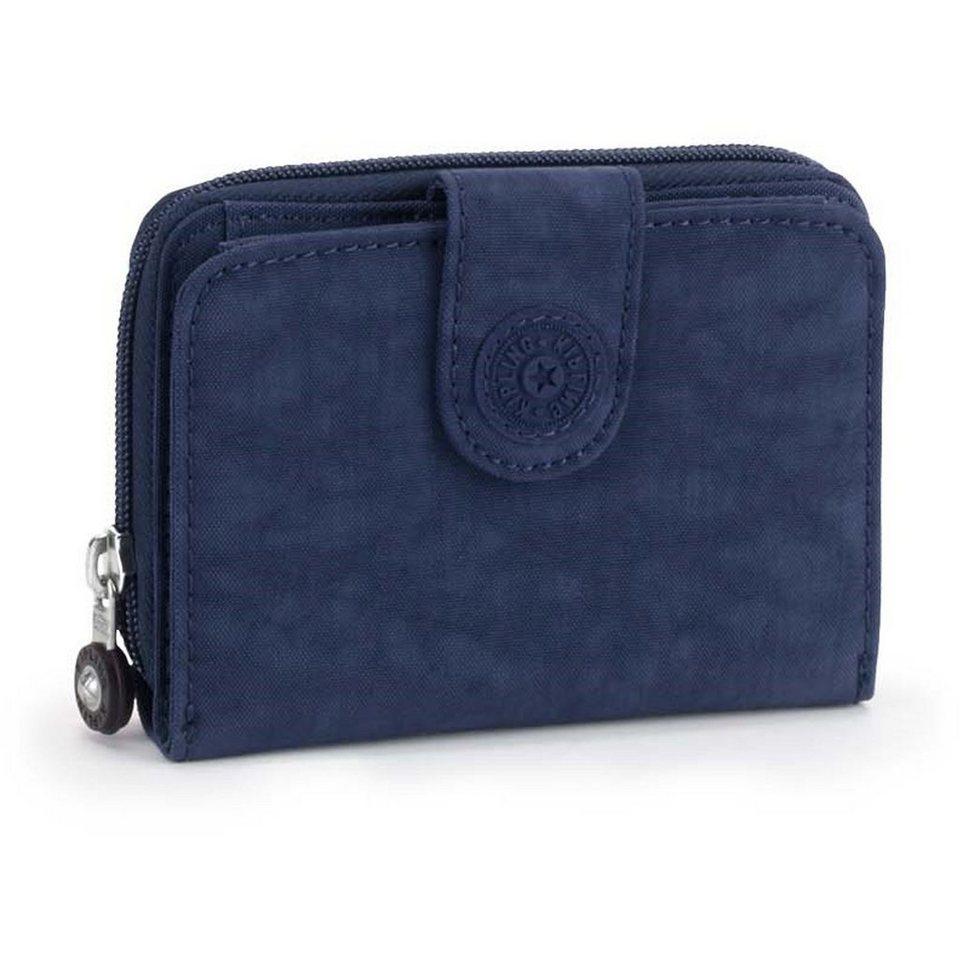 KIPLING Basic New Money 15 Geldbörse 9,5 cm in alaskan blue