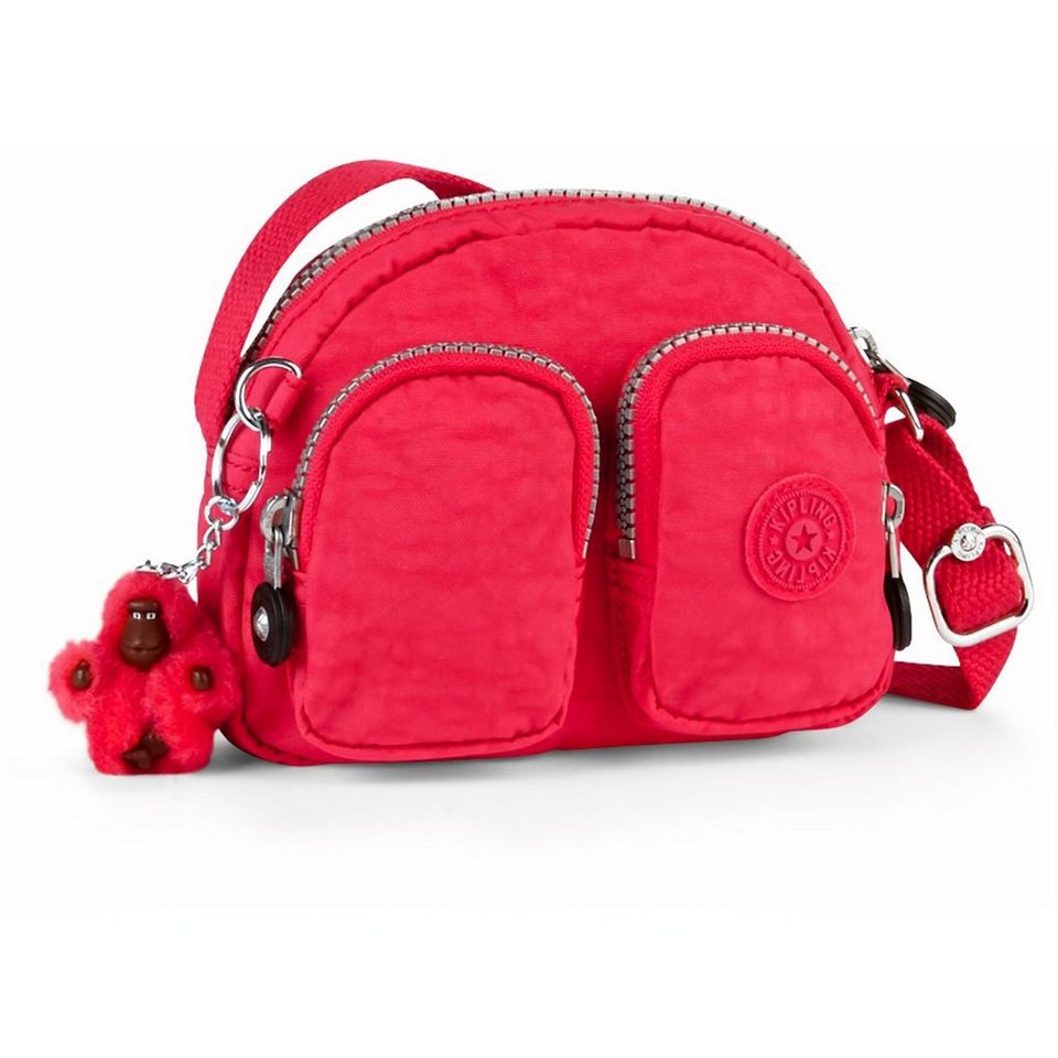 KIPLING Basic Kalipe Umhängetasche 17 cm in poppy red