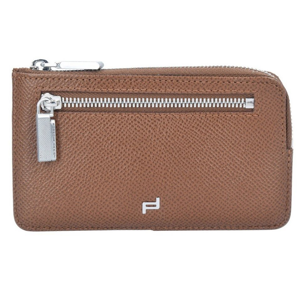 Porsche Design French Classic 3.0 Keycase LZ Schlüsseletui Leder 14 cm in brown