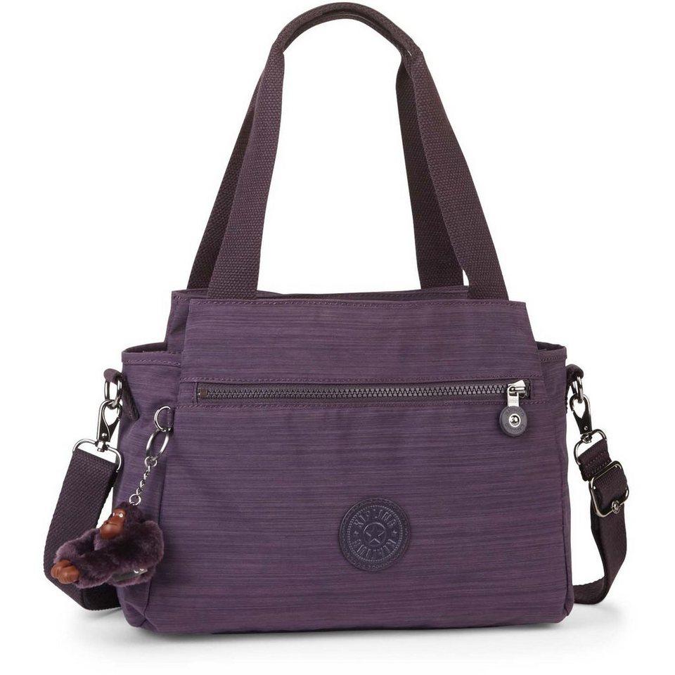 KIPLING Basic Plus Elysa BP Schultertasche 28,5 cm in dazz purple