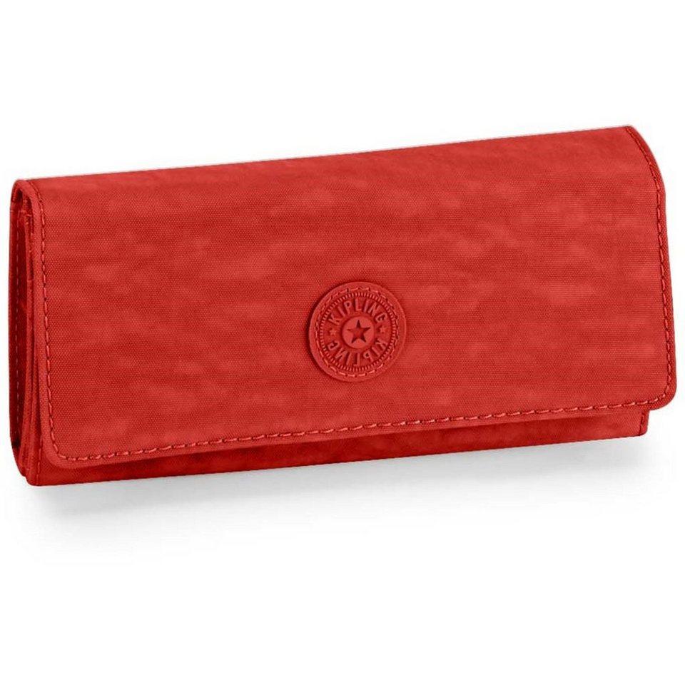 KIPLING Basic Brownie 15 Geldbörse 19 cm in red rust