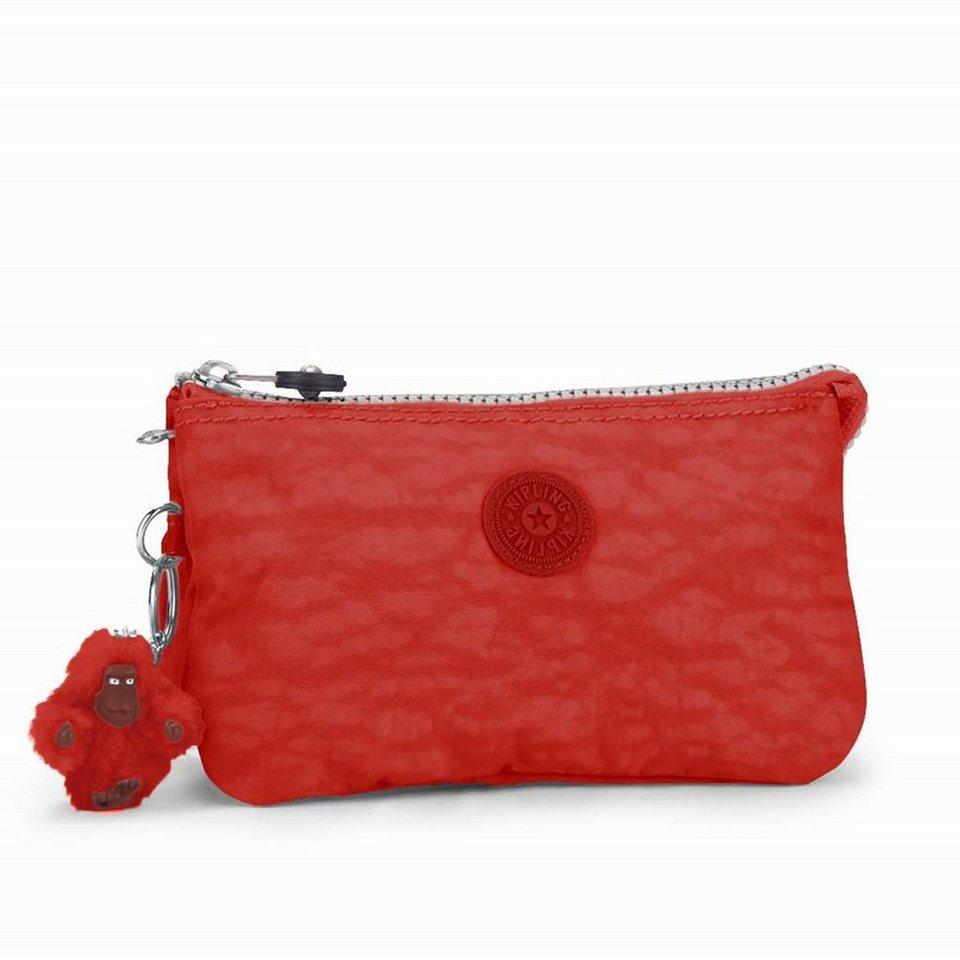 KIPLING Basic Creativity L 15 Geldbörse 18,5 cm in red rust