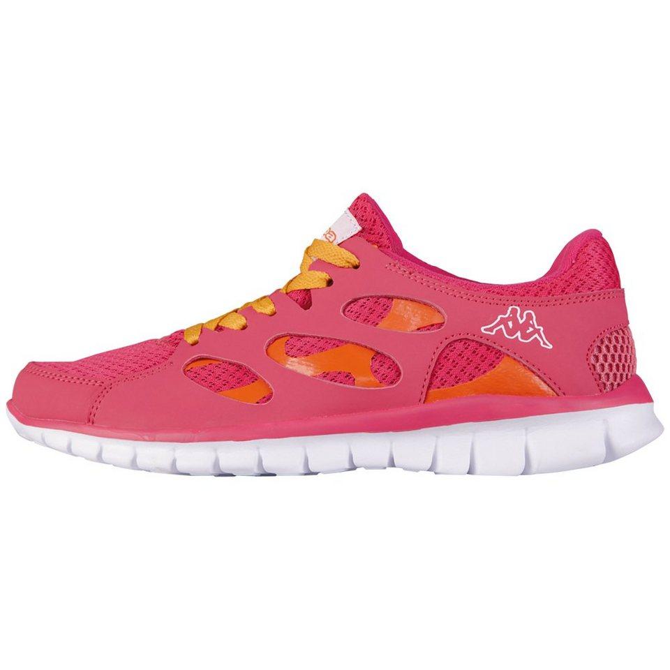 KAPPA Schuhe »FOX LIGHT« in pink/orange