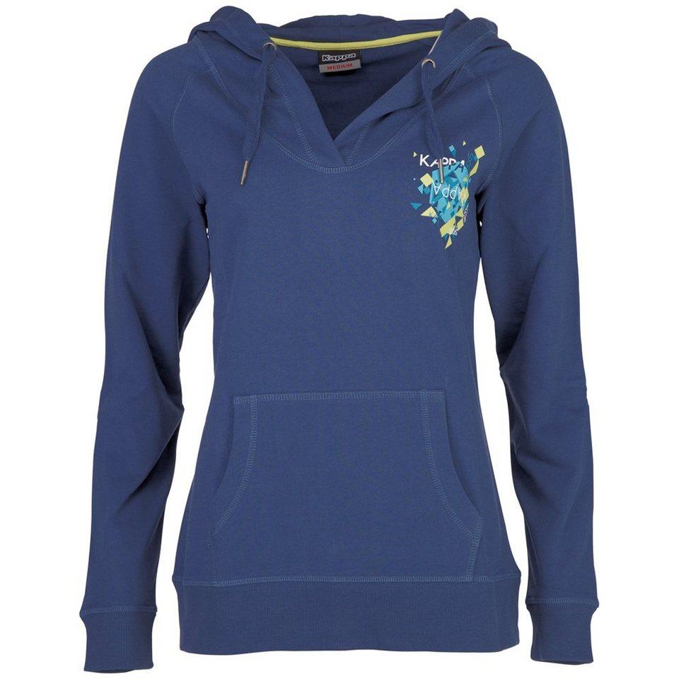 KAPPA Sweatshirt »WENDY« in night blue