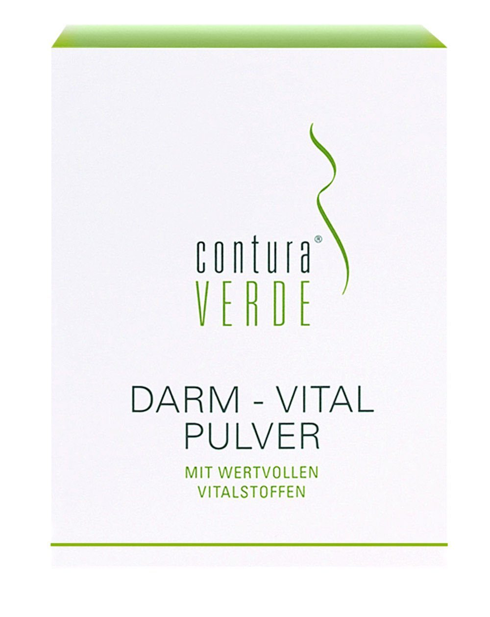 Contura Verde Kapseln »Darm Vital Pulver«
