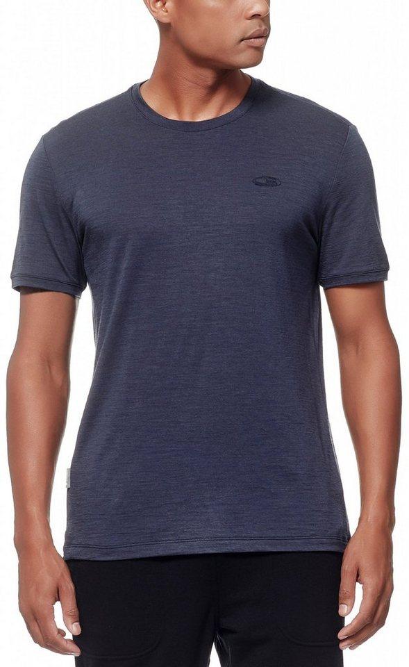 Icebreaker T-Shirt »Tech Lite SS Crewe Shirt Men« in blau