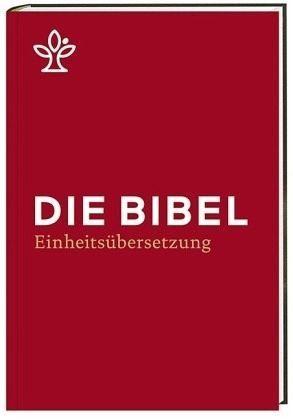 Gebundenes Buch »Die Bibel (gebundene Ausg., rot)«