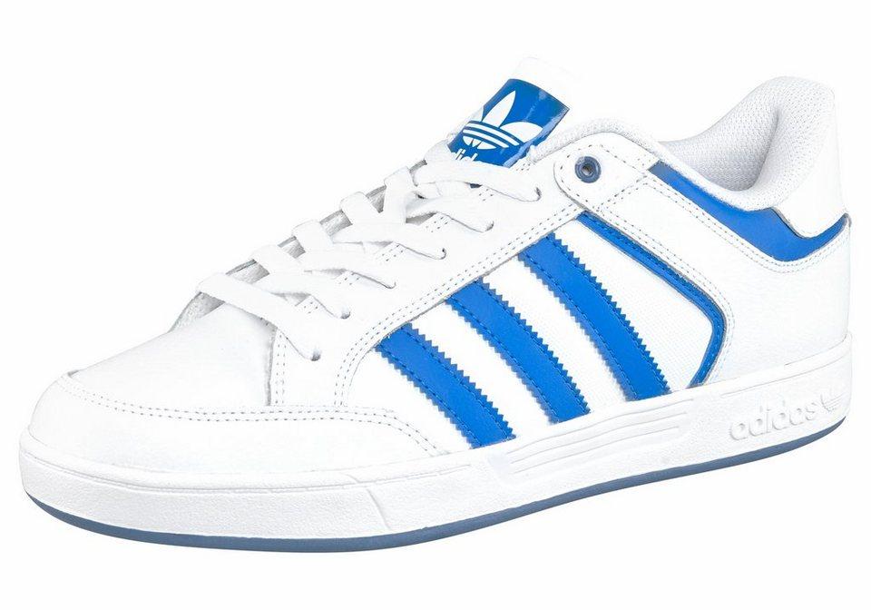 adidas Originals »Varial Low M« Sneaker in weiß-blau