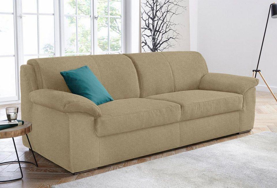 domo collection set mit federkern 3 sitzer und sessel online kaufen otto. Black Bedroom Furniture Sets. Home Design Ideas