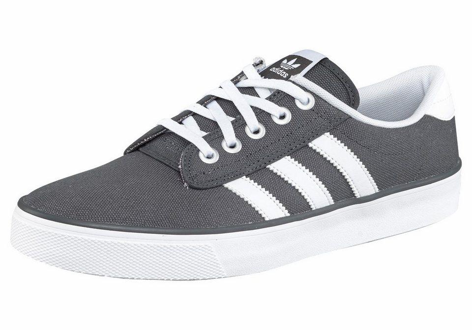 adidas Originals »Kiel« Sneaker in anthrazit-weiß