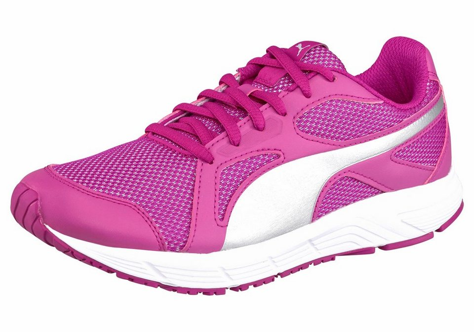 PUMA »Axis v4 Mesh Junior« Sneaker in pink