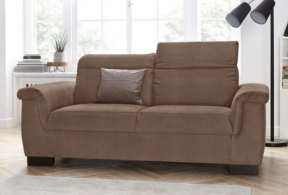 2 sitzer wahlweise mit r ckenverstellung kaufen otto. Black Bedroom Furniture Sets. Home Design Ideas