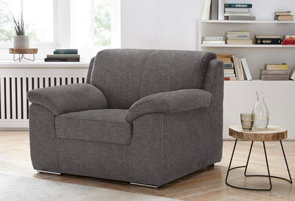 domo collection sessel mit federkern kaufen otto. Black Bedroom Furniture Sets. Home Design Ideas
